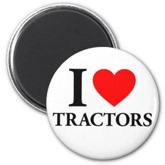 I Liebe-Traktoren Magnete