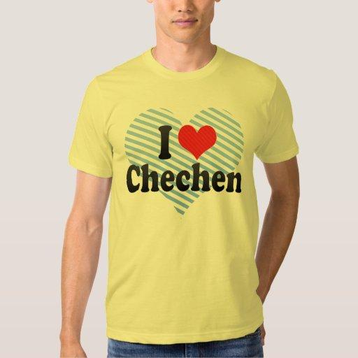 I Liebe-Tschetschene Hemden