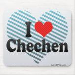 I Liebe-Tschetschene Mauspad