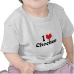 I Liebe-Tschetschene Shirts