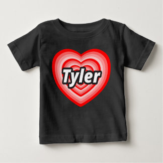 I Liebe Tyler Baby T-shirt