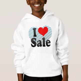 I Liebe-Verkauf, Marokko Hoodie