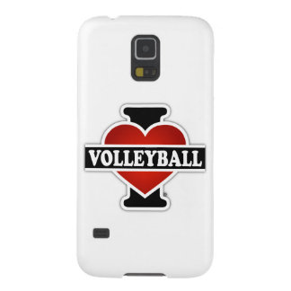 I Liebe-Volleyball Samsung S5 Cover