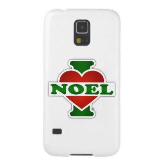 I Liebe-Weihnachten Hülle Fürs Galaxy S5