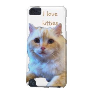 I Liebekitty-Katzen-Speck-Kasten iPod Touch 5G Hülle
