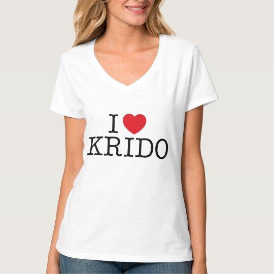 I love Krido T-Shirt