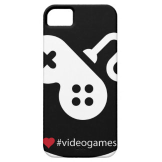 I Love Video Games Schutzhülle Fürs iPhone 5
