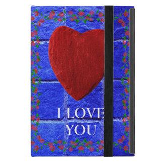 I love you iPad mini schutzhüllen