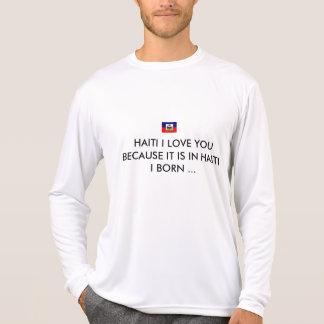 """I """" M EIN WIRKLICHES HAITIANER T-Shirt"""