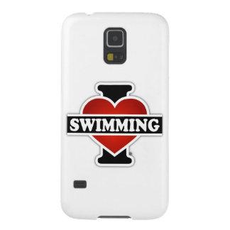 I schwimmende Liebe Galaxy S5 Cover