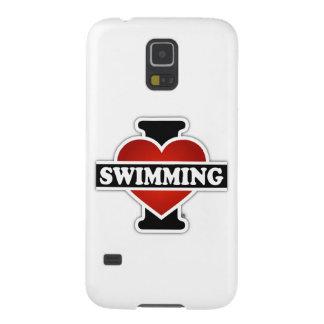 I schwimmende Liebe Samsung Galaxy S5 Cover