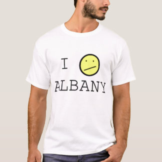I wie Albanien T-Shirt