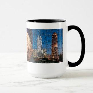 iBroadCast Unternehmens-Tasse Tasse