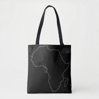 """""""Ich bin Afrika"""" alles Schwarze alles Tasche"""