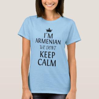 ich bin armenisch T-Shirt