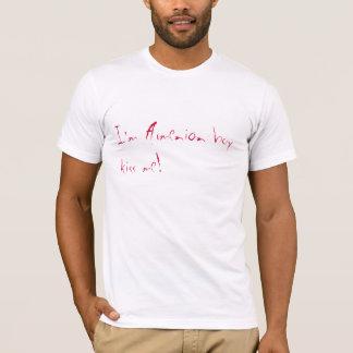 Ich bin armenische boykiss ich! T-Shirt