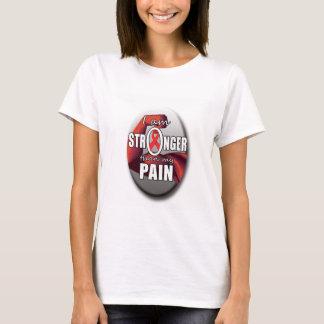 Ich bin dann meine Schmerz - T - Shirt, Frauen T-Shirt