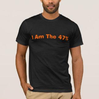 Ich bin das 47% T-Shirt