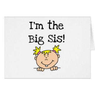 Ich bin das große SIS Karte