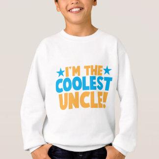 Ich bin der coolste Onkel! Sweatshirt