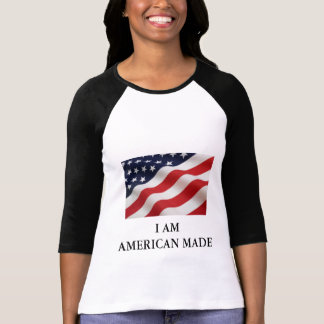 ICH BIN DER GEMACHTE AMERIKANER T-Shirt
