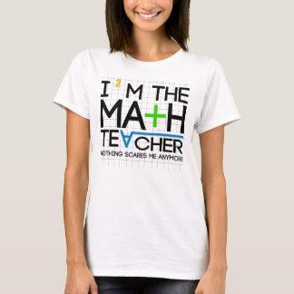 Ich bin der Mathe-Lehrer T-Shirt