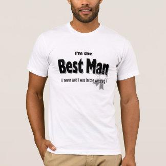 Ich bin der Trauzeuge T-Shirt