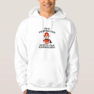 Ich bin ein Feuerwehrmann Hoodie