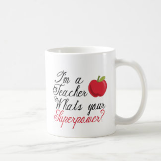 Ich bin ein Lehrer… Tasse