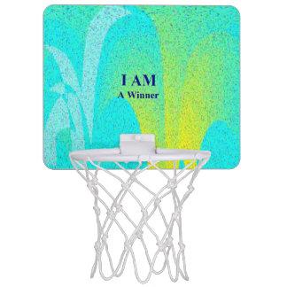 """""""ICH BIN ein Sieger-"""" Minibasketball-Ziel Mini Basketball Ringe"""