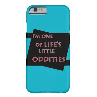Ich bin einer des lustigen Handys der wenig Barely There iPhone 6 Hülle
