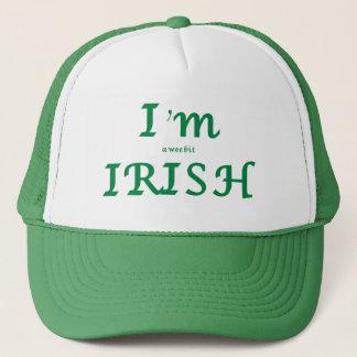 Ich bin eines kleinen Stückchen Iren-St Patrick Truckerkappe