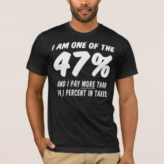 Ich bin eins der 47 Prozent T-Shirt