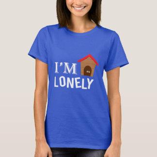 Ich bin einsames T.shirt T-Shirt