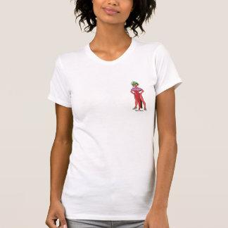 Ich bin heiß! LadiesT-Shirt T-Shirt