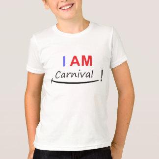 ich bin Karneval T-Shirt