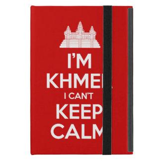 Ich bin Khmer, den ich Ruhe nicht behalten kann iPad Mini Hülle