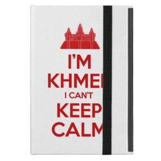 Ich bin Khmer, den ich Ruhe nicht behalten kann Schutzhülle Fürs iPad Mini