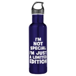 Ich bin nicht, ich bin Just A Limited-Ausgabe Trinkflaschen