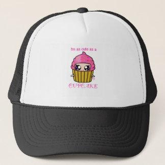 Ich bin so niedlich wie ein kleiner Kuchen! Truckerkappe