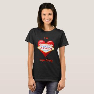 Ich bin starker Vegas T-Shirt