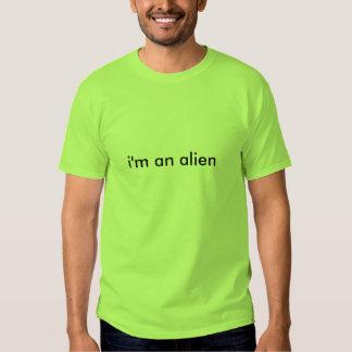 """""""ich bin T - Shirt eines alien"""""""