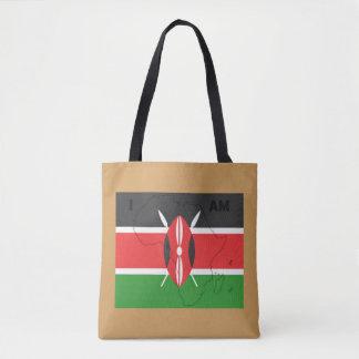 """""""Ich bin Tasche Afrikas"""" Kenia"""