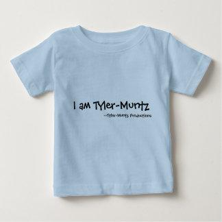 Ich bin Tyler-Muntz Baby T-shirt