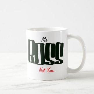Ich Chef nicht Sie Tasse