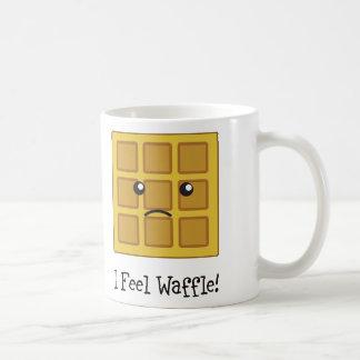 Ich glaube Waffel! Kaffeetasse