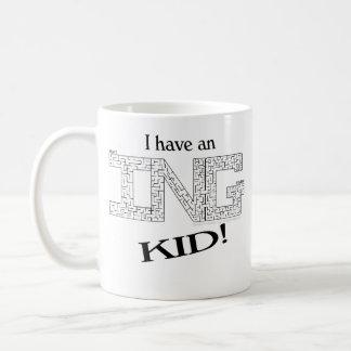 Ich habe ein fantastisches Kind Tasse