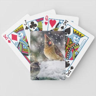 Ich habe mein Auge auf Ihnen Poker Karten