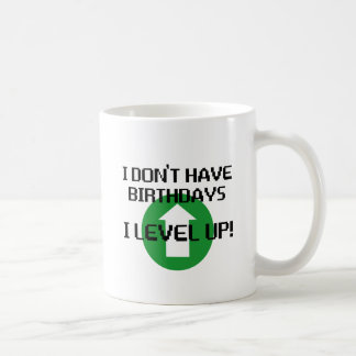 Ich habe nicht Geburtstage… Tasse