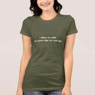 ich habe Pillen für den jetzt T-Shirt